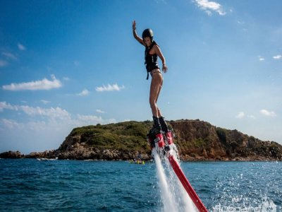 20 minutes Flyboard in Acapulco