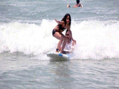 Micha School & Surfboards Surf
