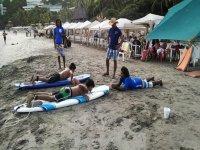 sand practice