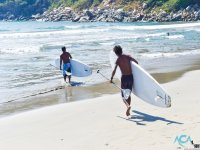 Run to try the Paddle surf