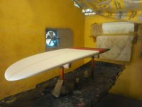 One of the SUP boards