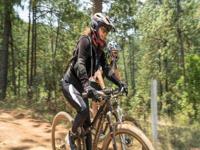 Rutas en bicicleta de montaña por Valle de Bravo
