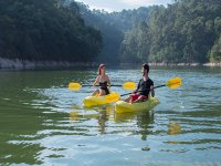 Kayak rental in Valle de Bravo 2 hours