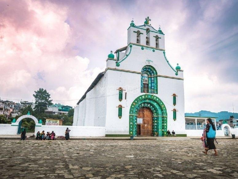 Comunidad San Juan Chamula