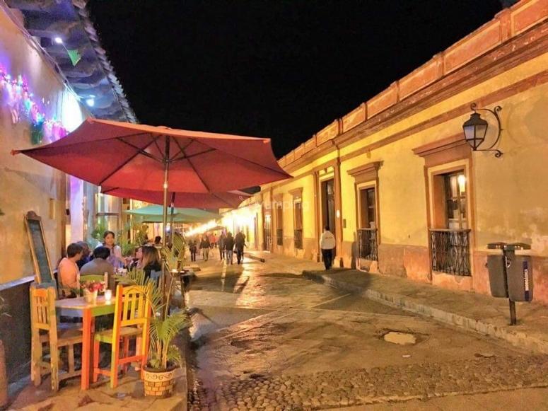 Pueblo colonial de Chiapas