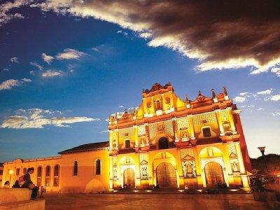 Paseo por la ciudad de Chiapas y cascadas 4 días
