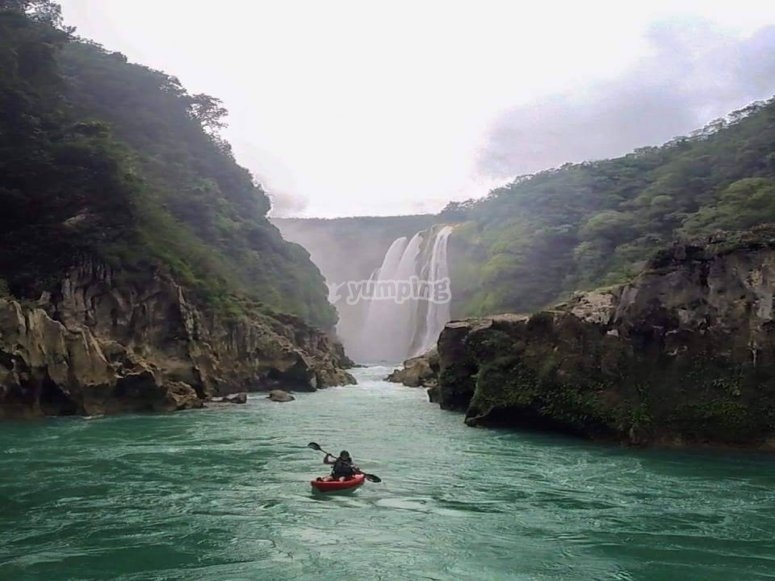 The beautiful Huasteca Potosino