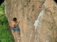 Basic climbing techniques