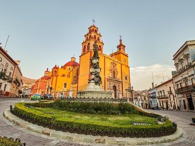 Tour a Guanajuato + rappel y escalada 2 días