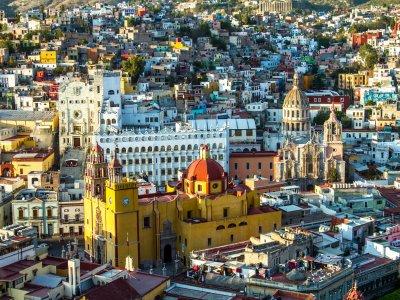 Guanajuato tour + rappel + climbing, 2 days