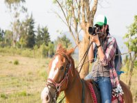 Guided horseback rides, Valle de Bravo