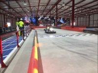 Finish line karts