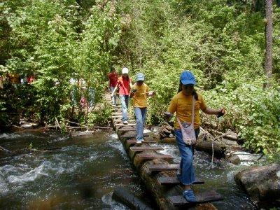Parque Natural los Manantiales Caminata