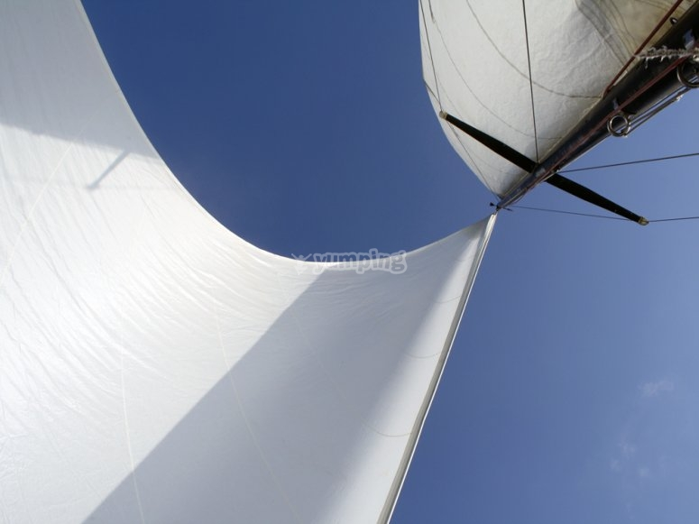 Navega en velero en Valle de Bravo