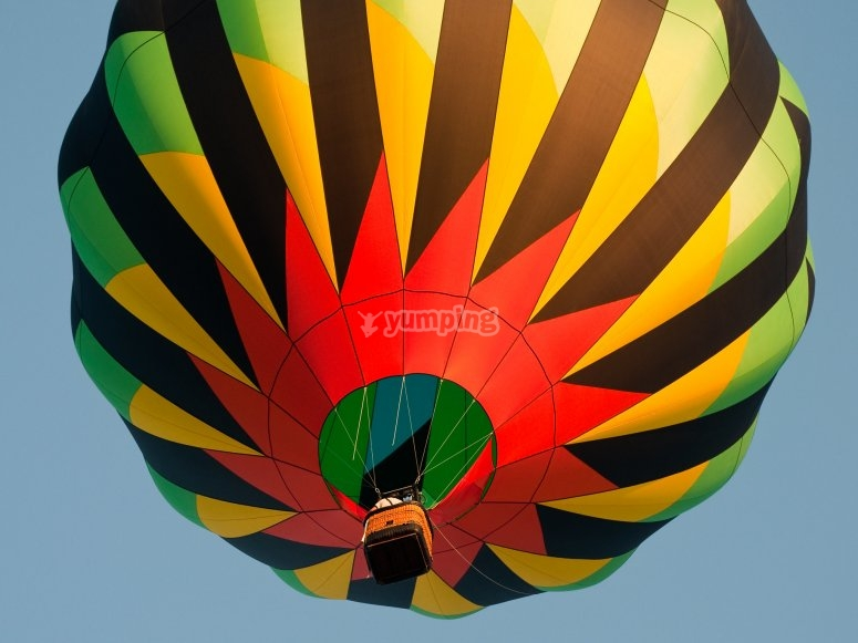 Private balloon