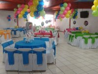 Decoration and arrangements for events