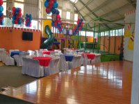 Extensive facilities for events
