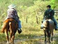En el rancho