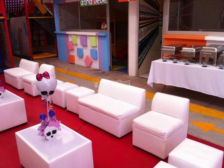 Bonita sala infantil