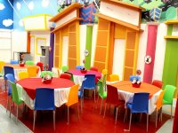Kids party in Toluca