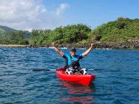 Kayak tour Ermitas Beach