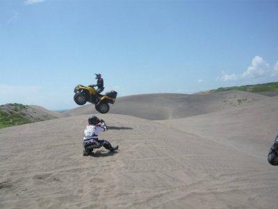 3 hour quad excursion, Dunas