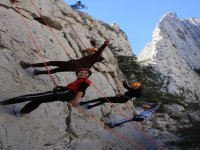 Rappel with Geo