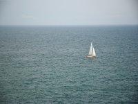 Paseo en barco romántico