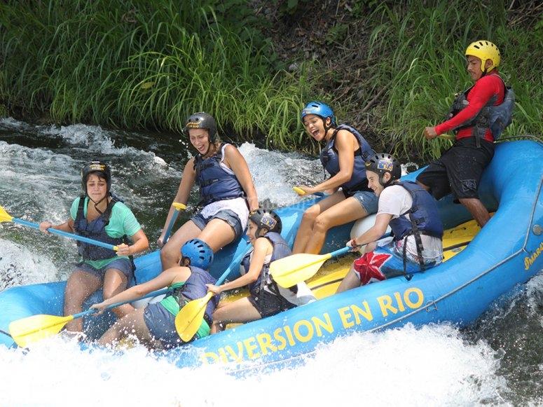 Actopan river