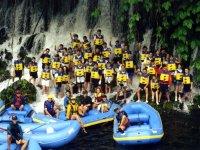 rio actopan con diversion en rio