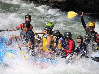 Rafting + Paintball + Rappel+ Zip Line