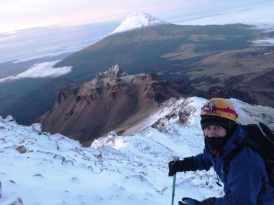 2 day hiking tour to the top of Iztaccihuatl