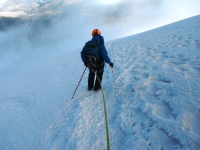 Caminata a la cima Pico de Orizaba 2 días