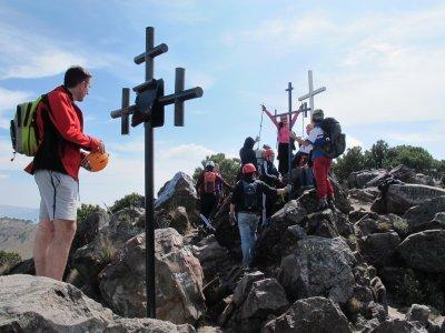 Caminata a la cima del Pico del Águila 1 día