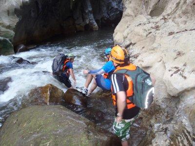 San Jerónimo underground river tour