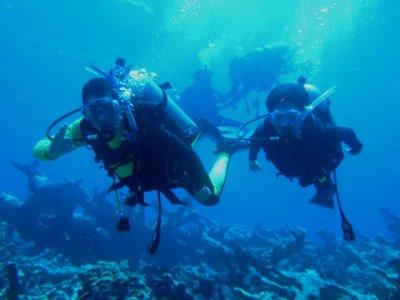 Buceo 5 hrs en arrecifes de Veracruz