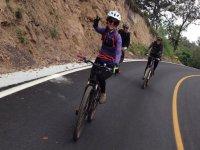 pedalea en carretera