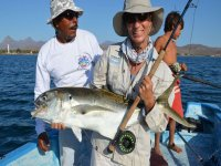 Vacaciones de pesca
