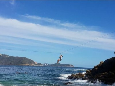 Xplora Acapulco Xtremo Tirolesa