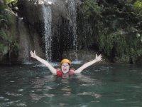 Fun in the canyon