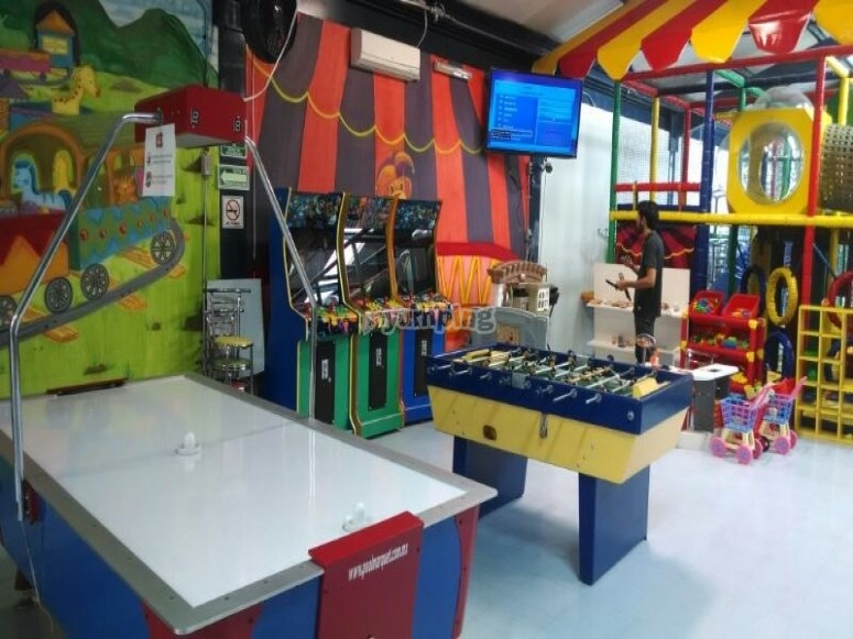 Video and tables games