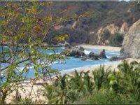 Beach areas