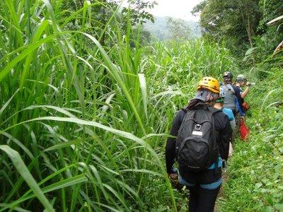 2 días excursión de aventura al Sótano de Popocatl