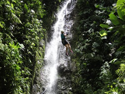 Adventure and nature activities, Veracruz.