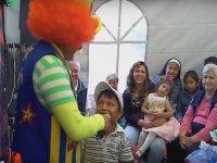 Payaso 90 minutos para fiesta infantil en Narvarte