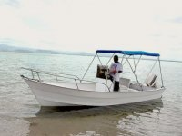Embarcacion panga