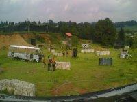 El campo de combate
