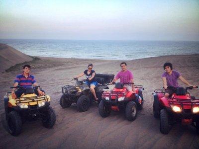 Ruta a una playa virgen de Veracruz