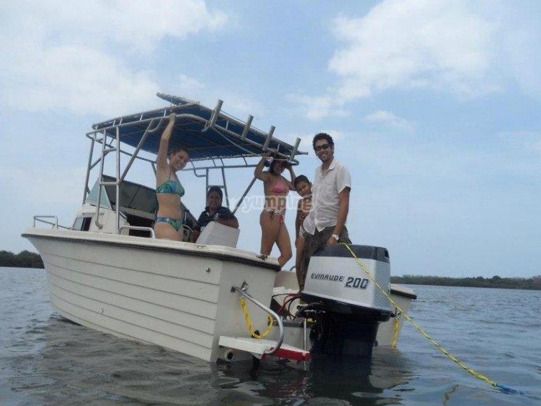 Disfrutando de Veracruz
