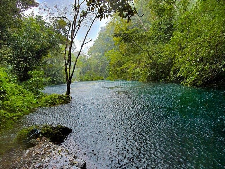 Visit the Blue Lagoon near our facilities